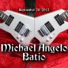 World Famous Guitarist Michael Angelo Batio DVD
